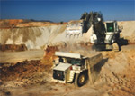 Contract mining and plant rental